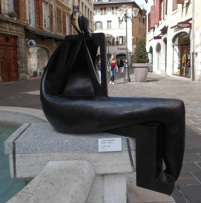 Sculpture Livio Benedetti