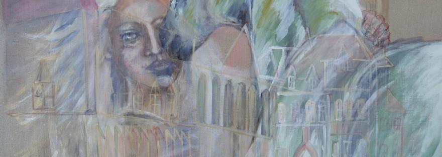 N°3 fait par Chris Le Guen Artiste Plasticienne Peintre et Sculptrice