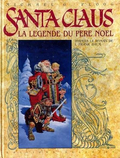Santa Claus de Mike Ploog dessinée en 1992