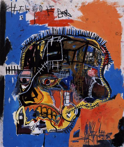 Godiller de Jean-Michel Basquiat en 1981