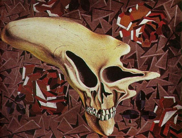 Sans titre, une toile de Salvador Dali datée de 1933
