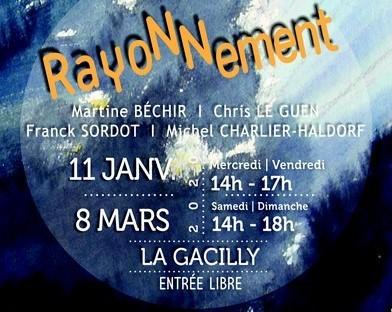Exposition gratuite à la Gacilly dans le Morbihan intitulée Rayonnement